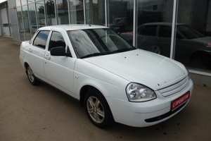 Авто ВАЗ (Lada) Priora, 2011 года выпуска, цена 253 000 руб., Краснодар