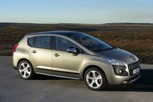 Автомобиль Peugeot 3008, отличное состояние, 2011 года выпуска, цена 600 000 руб., Озерск