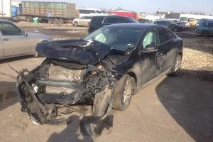 Подержанный автомобиль Volvo S60, битый состояние, 2013 года выпуска, цена 350 000 руб., Московская область