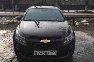 Подержанный автомобиль Chevrolet Cruze, отличное состояние, 2013 года выпуска, цена 485 000 руб., Дмитров