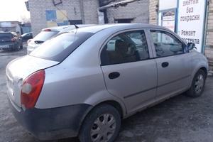 Автомобиль Chery QQ6, битый состояние, 2009 года выпуска, цена 60 000 руб., Ульяновск