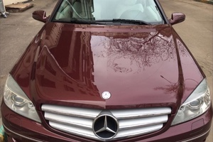 Автомобиль Mercedes-Benz CLC-Класс, хорошее состояние, 2009 года выпуска, цена 720 000 руб., Москва