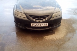 Автомобиль Mazda Atenza, среднее состояние, 2002 года выпуска, цена 270 000 руб., Красноярск