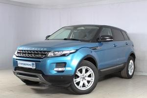 Авто Land Rover Range Rover Evoque, 2012 года выпуска, цена 1 399 000 руб., Санкт-Петербург