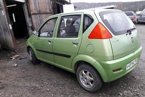 Автомобиль Hafei Brio, среднее состояние, 2006 года выпуска, цена 100 000 руб., Уфа