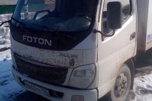 Автомобиль Foton Ollin BJ 1041, среднее состояние, 2007 года выпуска, цена 250 000 руб., Екатеринбург