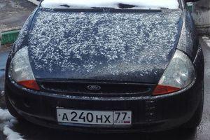 Автомобиль Ford Ka, хорошее состояние, 1998 года выпуска, цена 90 000 руб., Москва