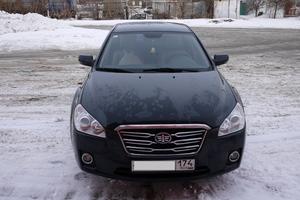 Автомобиль FAW Besturn B50, отличное состояние, 2012 года выпуска, цена 410 000 руб., Челябинск