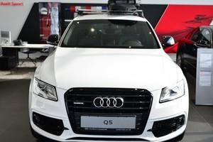 Новый автомобиль Audi Q5, 2017 года выпуска, цена 2 728 121 руб., Москва