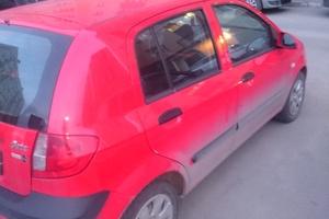 Подержанный автомобиль Hyundai Getz, хорошее состояние, 2008 года выпуска, цена 270 000 руб., Казань