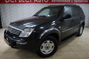 Авто SsangYong Rexton, 2006 года выпуска, цена 409 000 руб., Москва
