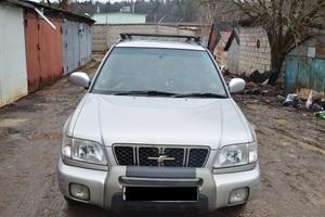 Подержанный автомобиль Subaru Forester, хорошее состояние, 2000 года выпуска, цена 285 000 руб., Чехов