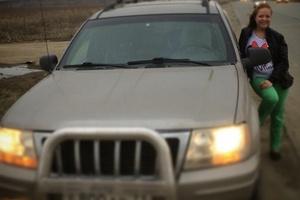 Подержанный автомобиль Jeep Grand Cherokee, хорошее состояние, 1999 года выпуска, цена 380 000 руб., Челябинск
