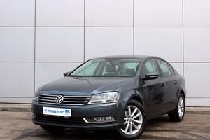 Авто Volkswagen Passat, 2011 года выпуска, цена 599 000 руб., Москва