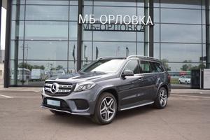 Новый автомобиль Mercedes-Benz GLS-класс, 2016 года выпуска, цена 5 455 000 руб., Набережные Челны