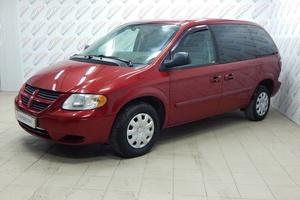 Авто Dodge Caravan, 2006 года выпуска, цена 330 000 руб., Москва