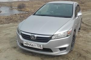 Автомобиль Honda Stream, хорошее состояние, 2007 года выпуска, цена 530 000 руб., Усолье-Сибирское