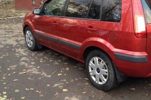 Подержанный автомобиль Ford Fusion, отличное состояние, 2008 года выпуска, цена 290 000 руб., Челябинск