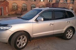 Автомобиль Hyundai Santa Fe, отличное состояние, 2008 года выпуска, цена 813 000 руб., Серпухов