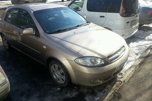 Автомобиль Chevrolet Lacetti, отличное состояние, 2008 года выпуска, цена 265 000 руб., Челябинск
