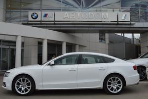 Подержанный автомобиль Audi A5, отличное состояние, 2009 года выпуска, цена 860 000 руб., Москва