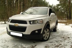 Подержанный автомобиль Chevrolet Captiva, хорошее состояние, 2013 года выпуска, цена 899 000 руб., Мытищи