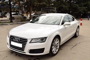 Подержанный автомобиль Audi A7, отличное состояние, 2010 года выпуска, цена 1 420 000 руб., Краснодар