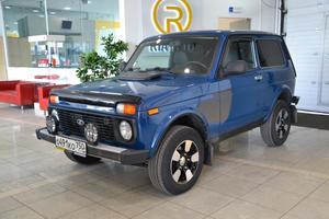 Авто ВАЗ (Lada) 4x4, 2014 года выпуска, цена 395 000 руб., Москва
