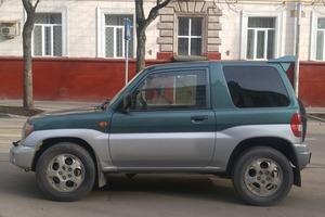 Автомобиль Mitsubishi Pajero Pinin, хорошее состояние, 1999 года выпуска, цена 315 000 руб., Москва