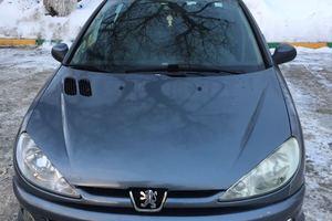 Подержанный автомобиль Peugeot 206, хорошее состояние, 2007 года выпуска, цена 180 000 руб., Видное