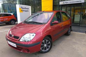 Авто Renault Scenic, 2001 года выпуска, цена 135 000 руб., Москва