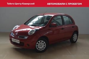 Авто Nissan Micra, 2010 года выпуска, цена 325 601 руб., Москва
