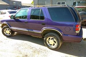Автомобиль Chevrolet Blazer, отличное состояние, 1995 года выпуска, цена 340 000 руб., Ростов-на-Дону