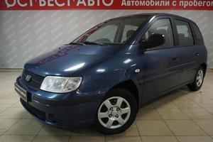 Авто Hyundai Matrix, 2007 года выпуска, цена 289 000 руб., Москва