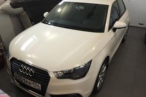 Подержанный автомобиль Audi A1, отличное состояние, 2013 года выпуска, цена 730 000 руб., Челябинск