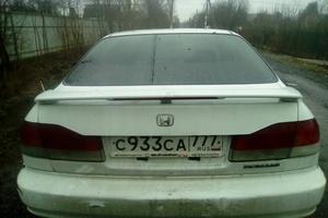 Автомобиль Honda Domani, хорошее состояние, 1997 года выпуска, цена 125 000 руб., Москва