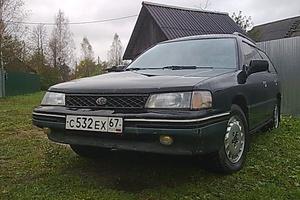 Подержанный автомобиль Subaru Legacy, хорошее состояние, 1990 года выпуска, цена 60 000 руб., Вязьма