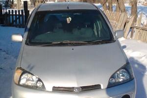 Автомобиль Daihatsu YRV, хорошее состояние, 2001 года выпуска, цена 220 000 руб., Амурская область