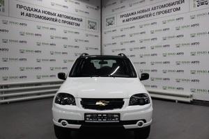 Авто Chevrolet Niva, 2017 года выпуска, цена 657 000 руб., Уфа