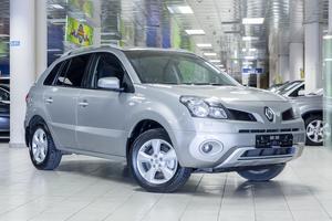 Авто Renault Koleos, 2008 года выпуска, цена 555 555 руб., Москва