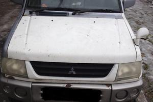 Автомобиль Mitsubishi Pajero Mini, среднее состояние, 2006 года выпуска, цена 150 000 руб., Санкт-Петербург
