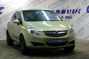 Авто Opel Corsa, 2007 года выпуска, цена 259 000 руб., Москва