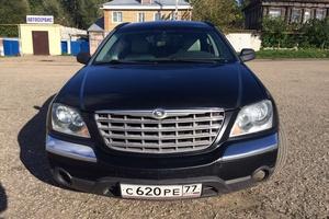 Автомобиль Chrysler Pacifica, хорошее состояние, 2003 года выпуска, цена 350 000 руб., Нижний Новгород