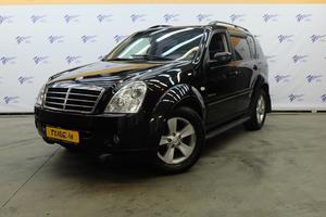 Авто SsangYong Rexton, 2008 года выпуска, цена 385 000 руб., Москва