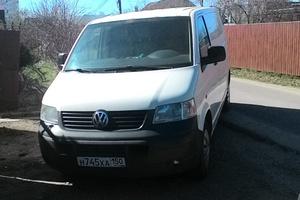 Подержанный автомобиль Volkswagen Transporter, среднее состояние, 2005 года выпуска, цена 480 000 руб., Клин