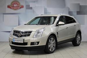 Авто Cadillac SRX, 2012 года выпуска, цена 929 000 руб., Москва
