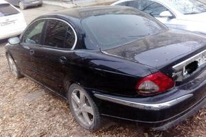 Автомобиль Jaguar X-Type, среднее состояние, 2007 года выпуска, цена 370 000 руб., Челябинск