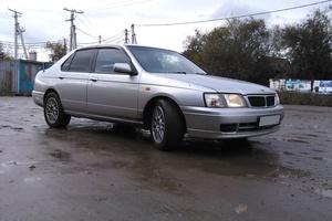 Автомобиль Nissan Bluebird, хорошее состояние, 1999 года выпуска, цена 370 000 руб., Ростов-на-Дону