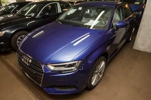 Авто Audi A3, 2017 года выпуска, цена 1 454 171 руб., Москва