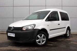 Авто Volkswagen Caddy, 2012 года выпуска, цена 529 000 руб., Москва